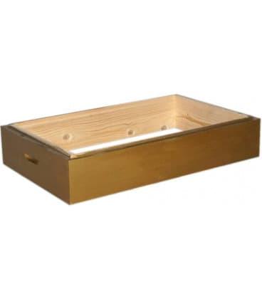 Ящик для пчелопакетов из оргалита