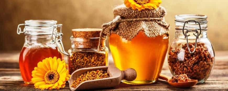 Как добывают мед